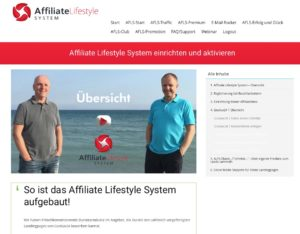 Affiliate Livestyle System
